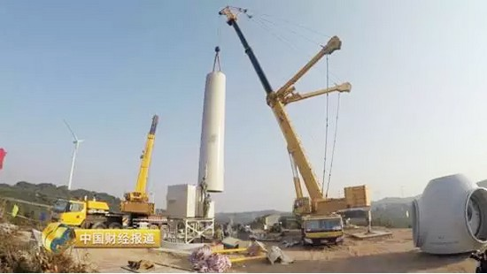 "[Revelation of CCTV] Experience ""made in china"": The crane of Xuzhou Construction Machinery Group (XCMG) lifts the ""arm of the nation"""