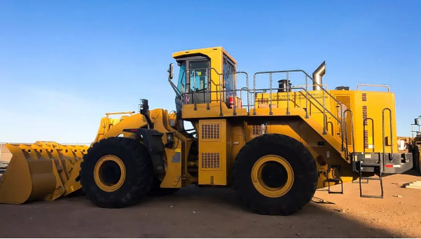 Case of XCMG LW1200KN large-tonnage Loaders Working in Mongolia Mine