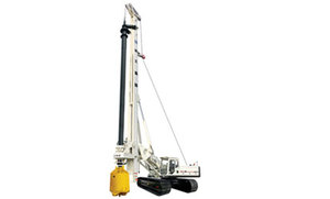 XR220D Rotary Drilling Rig