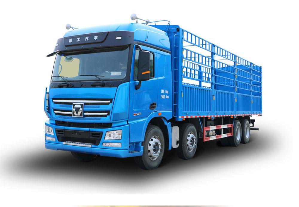 漢風G7載貨車8×4