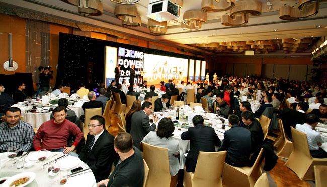 心变革 新力量——徐工集团2012海外经销商年会盛大开幕