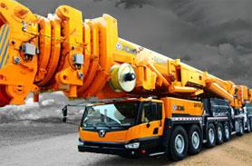 提供全球信赖的工程机械解决方案