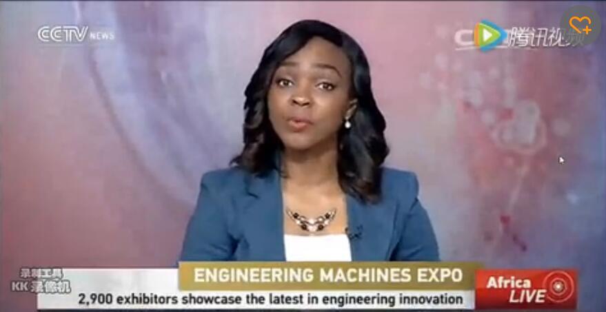 CCTV-NEWS XCMG