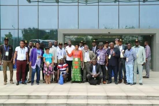 12国高级官员访问徐工,或将深化非洲城镇化基础设施建设!