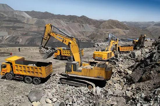 厉害!同比增长176%!看徐工挖掘机如何创造行业增速奇迹?