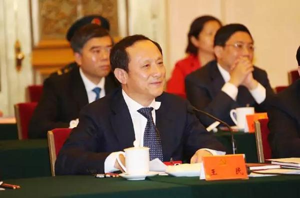 中国之声《新闻纵横》专访十九大代表王民