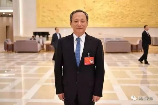 """对于""""创新"""",十九大代表、徐工党委书记、董事长王民这样回答!"""