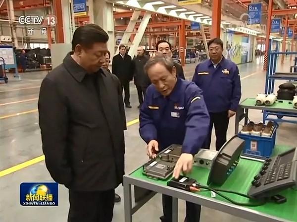 央视财经专访 | 王民:中国工程机械的明天充满信心!