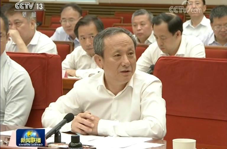 央視《新聞聯播》:李克強主持召開經濟形勢專家和企業家座談會,王民參會發言