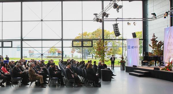 位于德国杜塞尔多夫的beplay电脑版欧洲研究中心落成,一批全球高端技术人才汇聚beplay电脑版