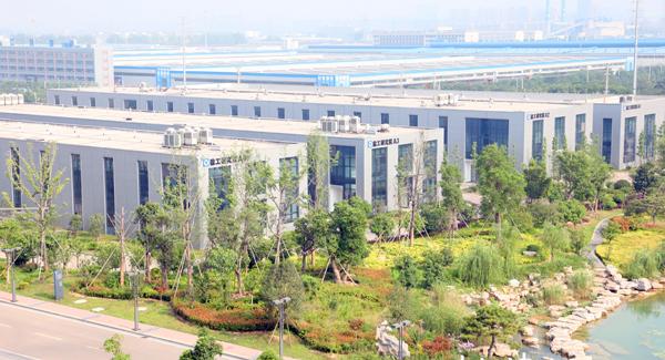 投资10亿元建设的江苏徐州工程机械研究院落成,beplay电脑版逐步构建起辐射全球的研发体系