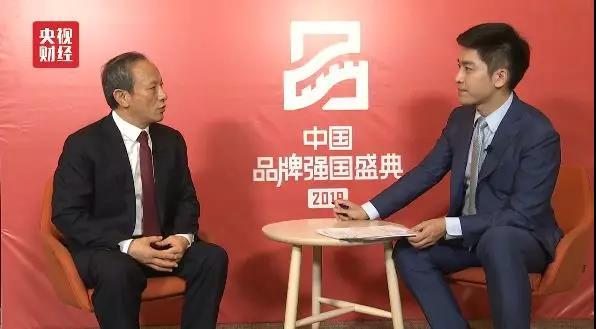 中國品牌強國盛典-王民專訪