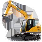 矿用挖掘机械