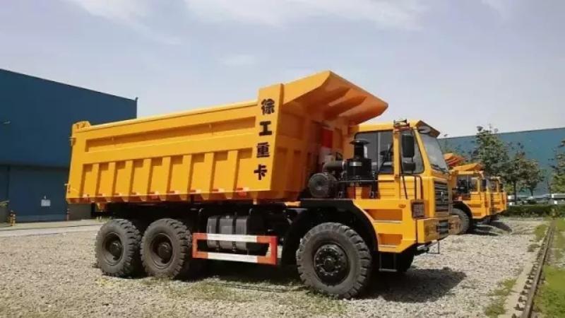 3200万全款交付,90T宽体自卸车的蒙东进击!