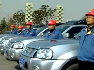 徐工集团 桥梁检测车产品宣传视频
