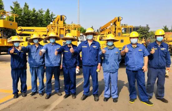 增强劳动保护  为大干保驾护航