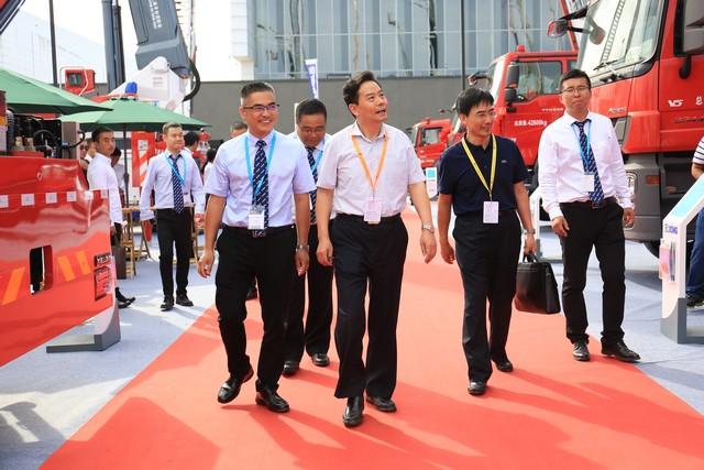 V5全新亮相 徐工携多款行业领先新品炫爆北京国际消防展