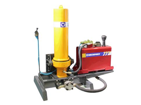 自卸车液压系统